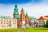Royal Archcathedral Basilica in Poland — Stock Photo