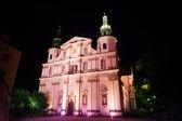 церковь святого бернардина кракова, польша — Стоковое фото