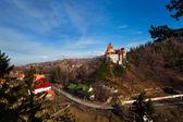Castello di bran — Foto Stock