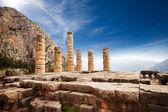 Apollon tapınağı — Stok fotoğraf