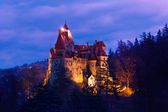 Bran Castle (Dracula castle) — Stock Photo