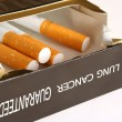 Stock Photo: Cigarette Pack