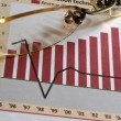Growth Chart Study — Stock Photo