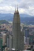 Petronas twin towers — Foto Stock