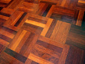 Parquet Floor — Stock Photo
