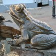 Monument of frog — Stock Photo #12843088