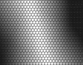 Bee hive metal background — Stock Photo