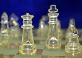 Juego de ajedrez — Foto de Stock