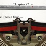 Typewriter Story Writing — Stock Photo #45727423