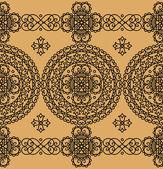Ornament ozdobny — Stock vektor