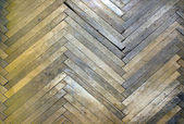Old parquet — Stock Photo
