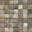 Coconut mosaic - Stockfoto
