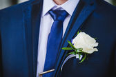 Groom — Stock Photo
