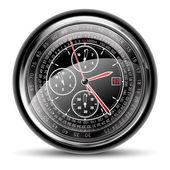 часы — Cтоковый вектор