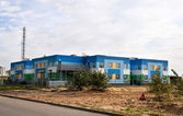 New Kindergarten — Stock Photo