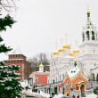Stock Photo: Church of St. John on background of Kremlin in Nizhny Novgorod