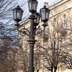 Antique lamp post — Stock Photo #22518925