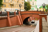 View from Stone Bridge in Voronezh — Stock Photo