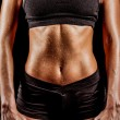 Sport woman body — Stock Photo #35177157