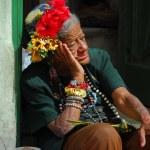 Cuban woman — Stock Photo