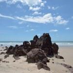 Rocks on the beach — Stock Photo #13828936