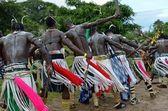 African dancers — Stock Photo