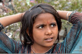 Indian chil — Stock Photo
