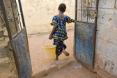 African child — Stock Photo