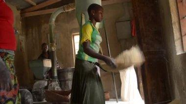 Mujer africana — Vídeo de stock