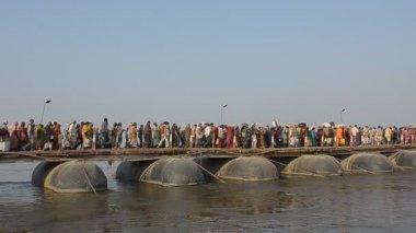 Ganges — Vídeo de Stock