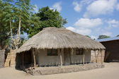 African house — Stock Photo