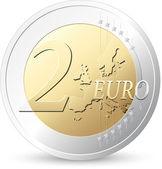 EURO 2 — Stock Vector