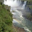Iguassu falls Brazilian side — Stock Photo #18172173