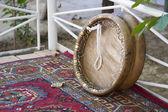 Uzbek national music instrument — Stock Photo