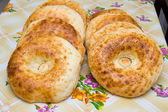 Uzbek small cakes — Stock Photo