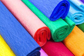 Crepe paper — Stock Photo