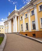 Gammalt palats rumyancev och paskevich — Stockfoto