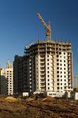 建造新房子 — 图库照片