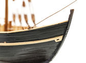 Details of model of the ship — Stok fotoğraf