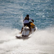 jet skier — Stock Photo