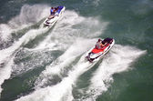 Jet Skiers — Stock Photo