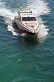 Ekskluzywna kabina cruiser — Zdjęcie stockowe