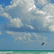 Airborne Kite Surfer — Stock Photo #13501707