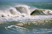 Turbulent Surf — Stock Photo