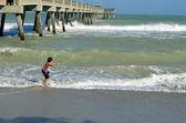 Surfer Boy — Stock Photo