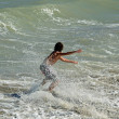 Skimboard Surfer - Photo