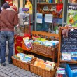 A Childrens Book Shop in Erfurt.Germany — Stock Photo