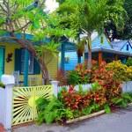 Key West Cottages — Stock Photo #21671569