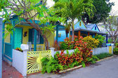 Key West Cottages — Stock Photo