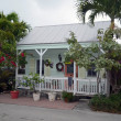 Stock Photo: Key West Vacation Cottage
